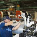 特殊印刷機のトップメーカー <br>オンリーワン技術で地域経済をけん引