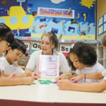 AICキッズを今春5 校開く<br>国際人育成プログラム強化