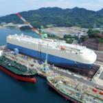 内航船から大型外航船まで手掛ける<br> 国内有数の船舶修繕メーカー