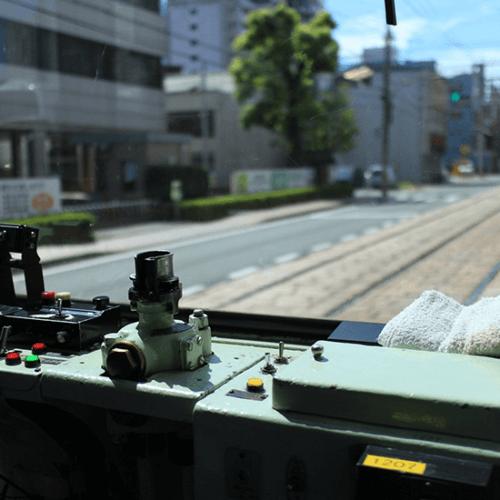 八丁堀〜白島をつなぐ広島電鉄「白島線」の旅!見どころをご紹介