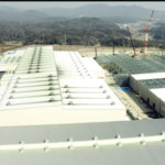 設計・金型製作・鋳造・加工・組立・出荷までの一貫体制<br> 本地第二工場が完成、独身寮など福利広成も拡充