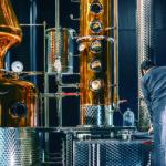 県内唯一の総合酒類製造 クラフトジンが高い評価<br> 蒸留所を新設、高付加価値の開発強化