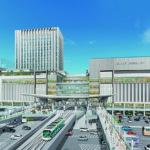 人と人とをつなぎ、地域の魅力ある未来を拓く<br>広島駅前大橋ルート、広電宮島口駅移設へ
