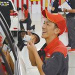 県内最大の給油所網で地域のインフラ担う<br>安全安心・快適走行の拠点 選ばれる店づくり