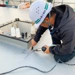 <b>[防水工]</b> 建物の耐久性を高める防水処理の工事技術者