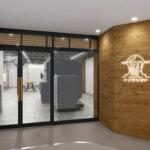 本社改装、デジタルオフセット導入<br>印刷のプロと対話できるオフィス開設