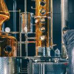 県内唯一の総合酒類製造<br>クラフトジンが高い評価