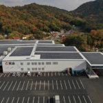 東広島市志和に2022年春<br>国内トップクラスの精米工場を新築移転